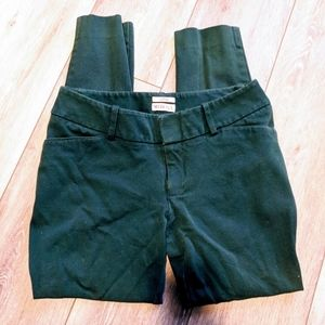 Teal green merona modern fit work pants 4